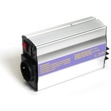 Инвертор (преобраз. питания 12->220В) 300Вт(KS-050)