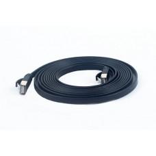 Патчкорд F/FTP Cat7 RJ45 KS-is сетевой кабель 3м KS-is (KS-344-3)